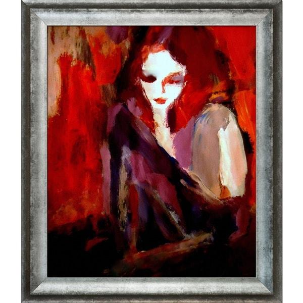 Helena Wierzbicki Finesse Framed Fine Art Print