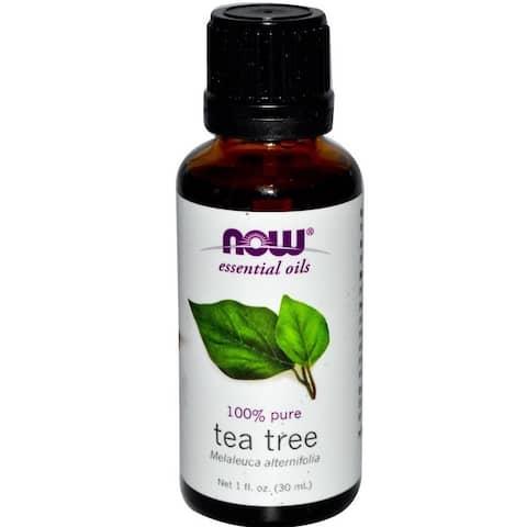 Now Foods 1-ounce Tea Tree Essential Oil