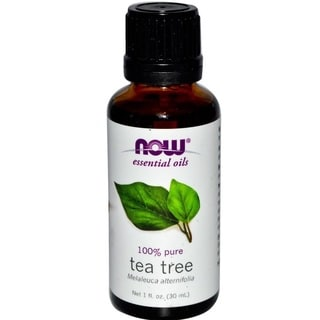 Now Foods 1-ounce Tea Tree Essential Oil