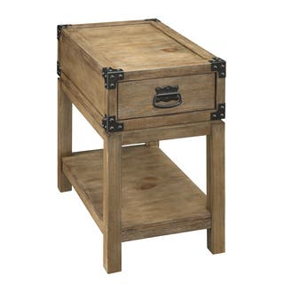 Christopher Knight Home Carmel Burnished One-drawer Chairside Table https://ak1.ostkcdn.com/images/products/10092222/P17234010.jpg?impolicy=medium