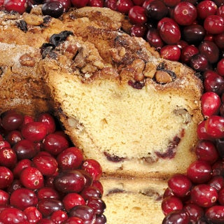 My Grandma's of New England Cape Cod Cranberry Coffee Cake (2 options available)