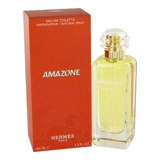 Hermes Amazone Women's 3.4-ounce Eau de Toilette Spray