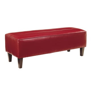 Signature Design by Ashley Sinko Scarlet Oversized Accent Ottoman