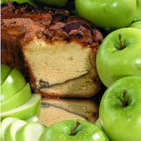 My Grandma's of New England Granny Smith Apple Coffee Cake - Granny Smith Apple Coffee Cake