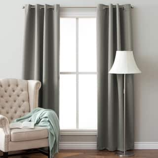 Arlo Blinds 96-inch Insulated Grommet Blackout Curtain Panel Pair|https://ak1.ostkcdn.com/images/products/10092335/P17234116.jpg?impolicy=medium