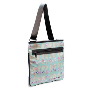 J World New York Urban Cush Tablet Crossbody Messenger Bag