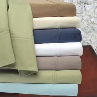 Superior 500 Thread Count Deep Pocket Cotton Sheet Set