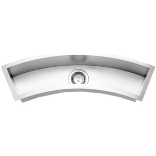 Contempo Series Undermount Stainless Steel Single Bowl Bar/ Prep Sink