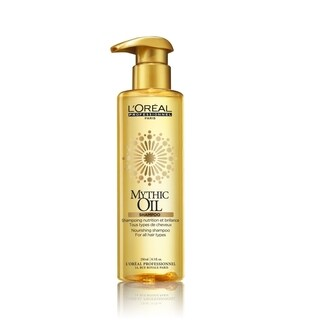 L'Oreal Paris Mythic Oil Nourishing 8.5-ounce Shampoo