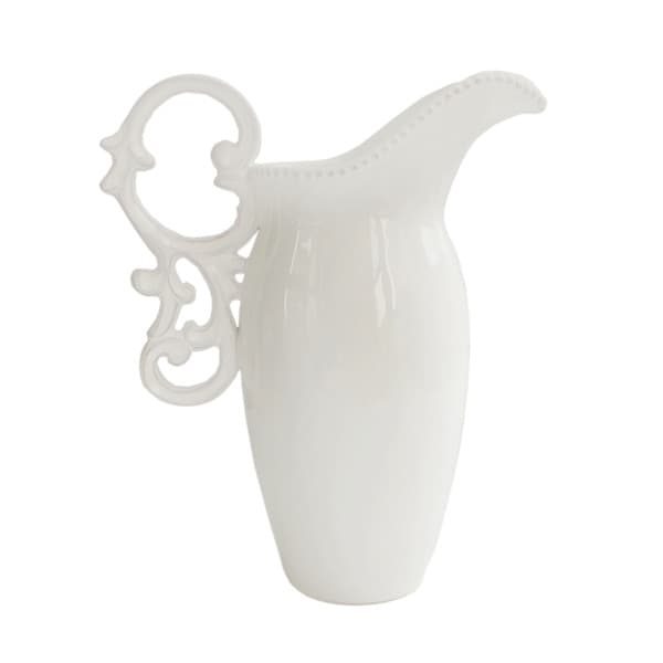 American Atelier Bianca Bead 56-ounce Pitcher