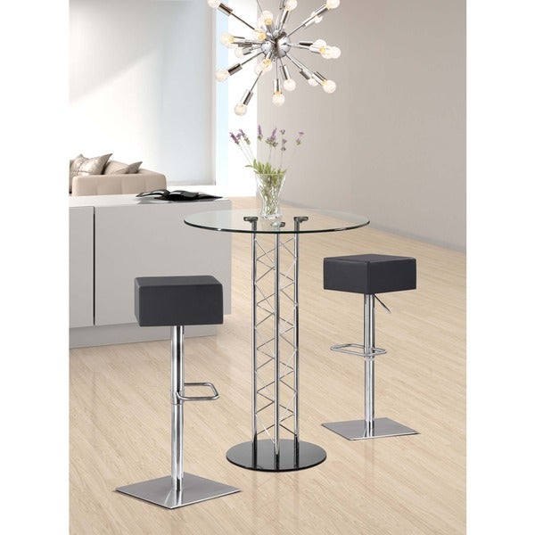 Butcher Contemporary Faux Leather Adjustable Barstool  : Butcher Barstool a80fb144 0058 4ad6 895f d5979c6dc8ce600 from www.overstock.com size 600 x 600 jpeg 44kB