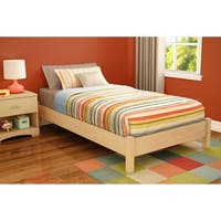 South Shore Step One 39-inch Twin Platform Bed