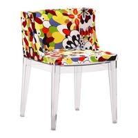 Pizzaro Multicolor Polycarbonate Dining Chair