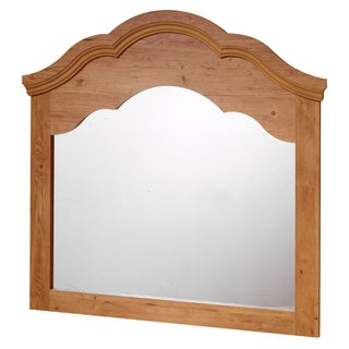 South Shore Prairie Country Pine Mirror