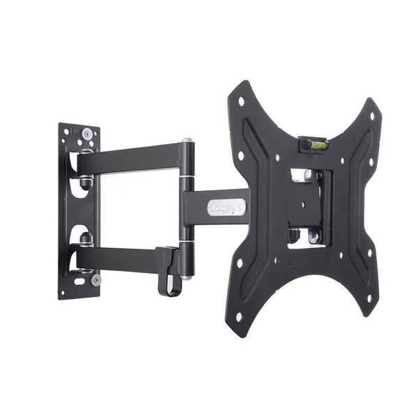 Shop loctek tv wall mount with 14 to 42 inch mounting bracket and articulating swivel arm - Tv wall mount reviews ...