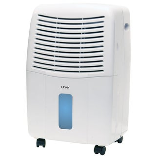 Haier 30-pint Energy Star Portable Dehumidifier DM32M (Refurbished)