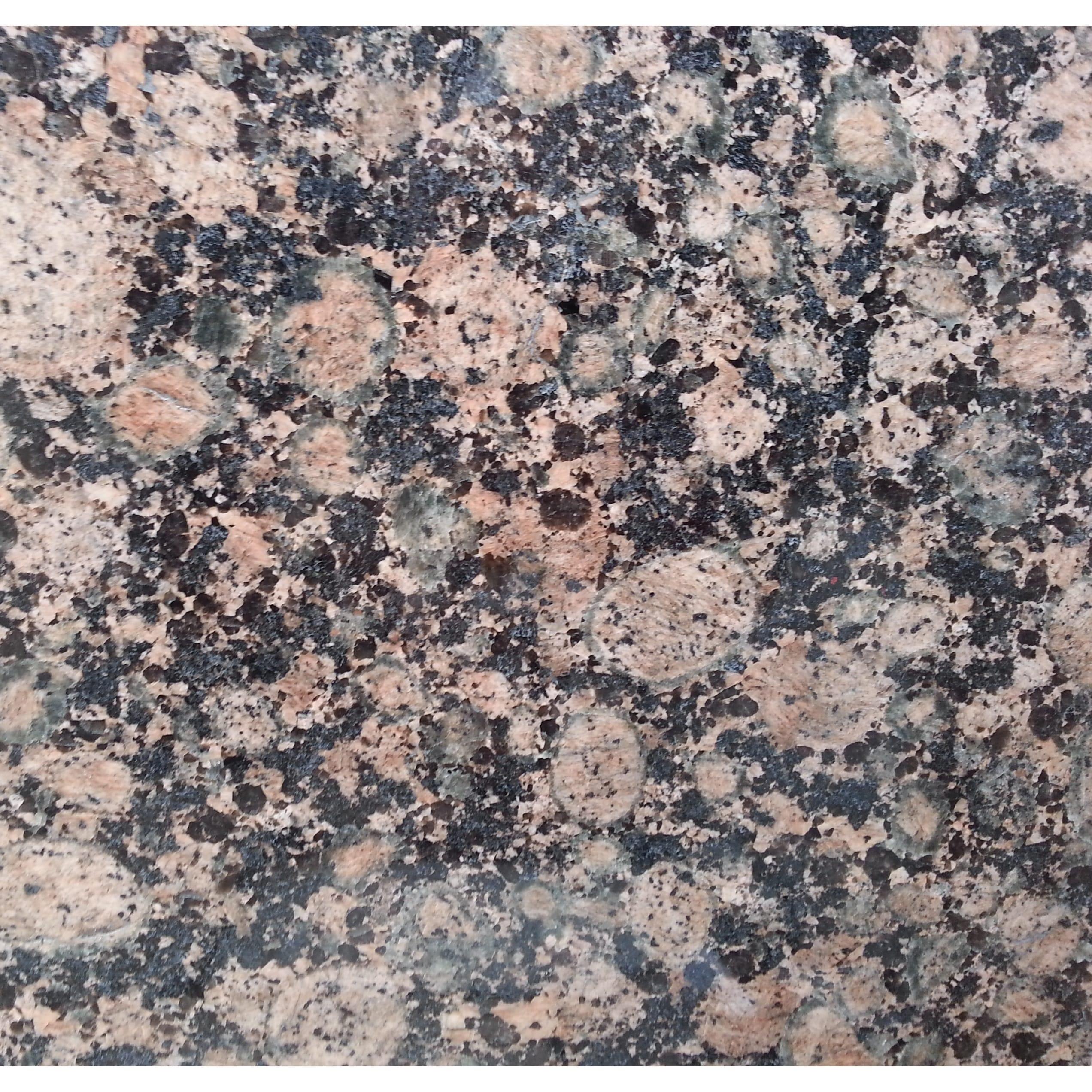 Shop Floor Or Bathroom Natural Stone Tile Granite Tile Baltic Brown 12x12 Overstock 10092592