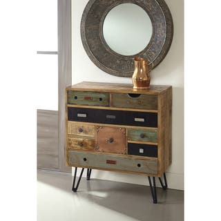 Christopher Knight Home Multicolor Nine-drawer Chest|https://ak1.ostkcdn.com/images/products/10092608/P17234329.jpg?impolicy=medium