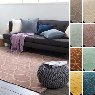 Hand-Tufted Taunton Wool Rug (3' x 5')