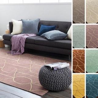 Hand-Tufted Taunton Wool Rug (5' x 7'6)
