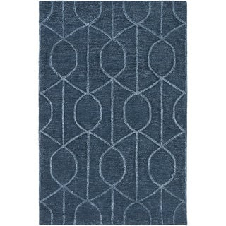 Hand-Tufted Taunton Wool Rug (9' x 13')