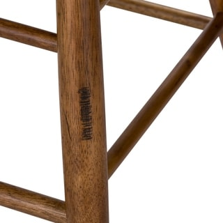 Liberty Weathered Oak Windsor Barstool