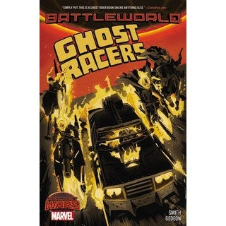 Ghost Racers 1 (Paperback)