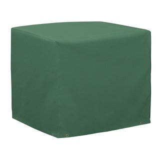 Classic Accessories Atrium Green Square Air Conditioner Cover