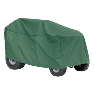 Classic Accessories Atrium Green Riding Lawn Mower Cover