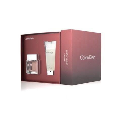 Calvin Klein Euphoria Men's 2-piece Gift Set