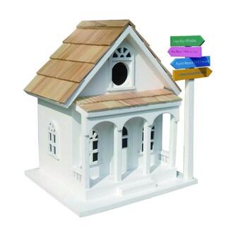 Sign Post Bird House