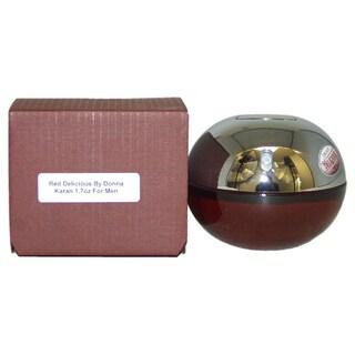 DKNY Red Delicious Men's 1.7-ounce Eau de Toilette Spray (Unboxed)