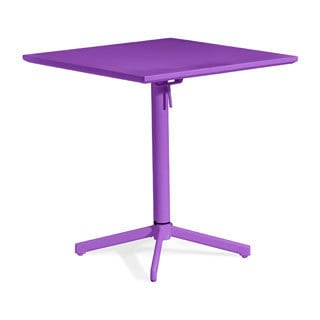 Big Wave Square Folding Table