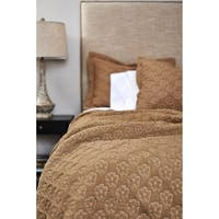 Amy Cotton Textured Coverlet