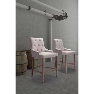 Burbank Bar Chair Beige