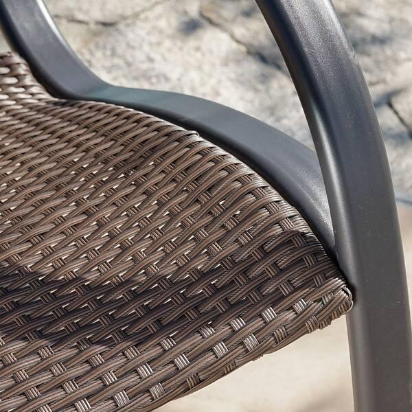 Groovy Shop Gracies Outdoor Wicker Rocking Chair By Christopher Uwap Interior Chair Design Uwaporg