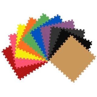 Get Rung Fitness Interlocking Foam Puzzle Tile Mat (Option: Grey) https://ak1.ostkcdn.com/images/products/10094451/P17236081.jpg?impolicy=medium