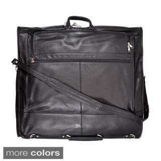 Royce Leather Fletcher Carry-on All Leather Suiter|https://ak1.ostkcdn.com/images/products/10094465/Royce-Leather-Fletcher-Carry-on-All-Leather-Suiter-P17236087.jpg?impolicy=medium
