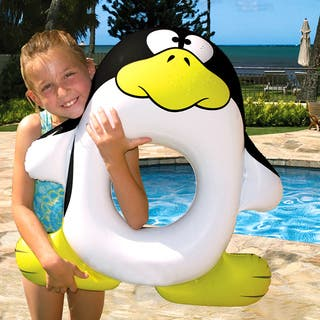 Poolmaster Penguin Fish Tube|https://ak1.ostkcdn.com/images/products/10094564/P17236138.jpg?impolicy=medium