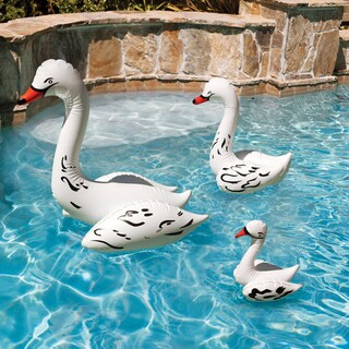 Poolmaster Swan Pool Décor (3 options available)