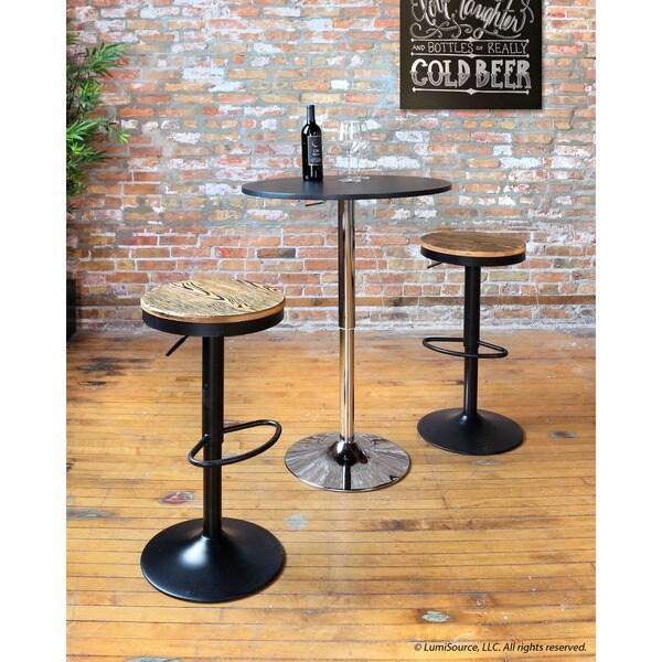 Shop Dakota Rustic Barstool On Sale Free Shipping Today