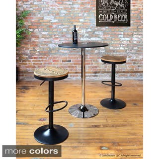 Rustic Counter Amp Bar Stools For Less Overstock