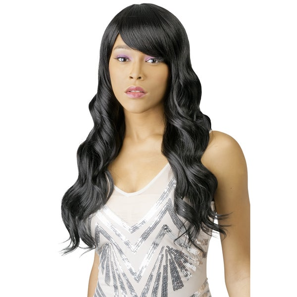 Brazilian Tress BTH23 Egyptian Human Hair Blen Full Wig