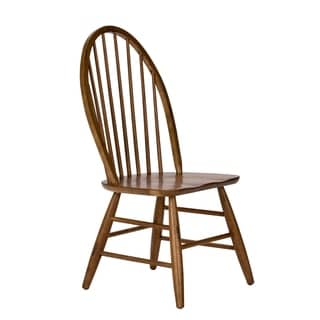 Liberty Weathered Oak Windsor Back Side Chair