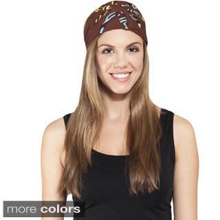 Handmade Women's Cut / Patch Active Headband (Nepal)