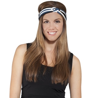 Organic Cotton 5 Strand Active Yoga Headband (Nepal)
