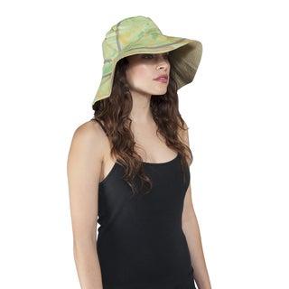 Organic Cotton Reversible Wide Brim Sun Hat (Nepal)