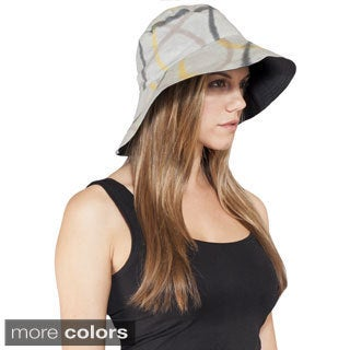 Organic Cotton Reversible Wide Brim Sun Hat (Nepal)