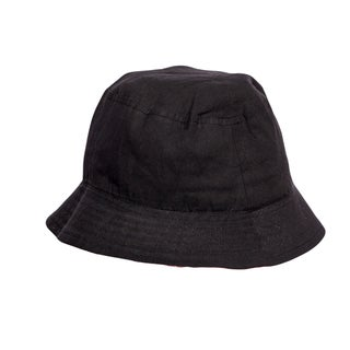 Floral Narrow Brim Reversible Hat (Nepal)