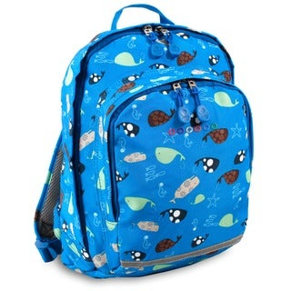 J World New York Seaworld Lakonia 13-inch Mini Backpack